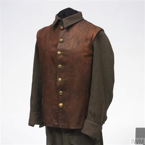 Jerkin, leather: British Army | Imperial War Museums