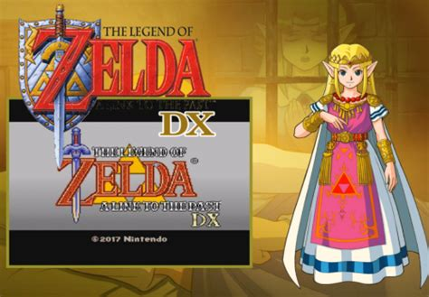 Legend of Zelda, The - A Link to the Past DX Game Media