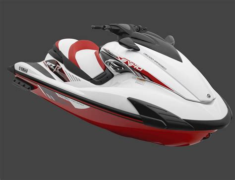 Yamaha Introduces its 2016 WaveRunners® with All-New VX