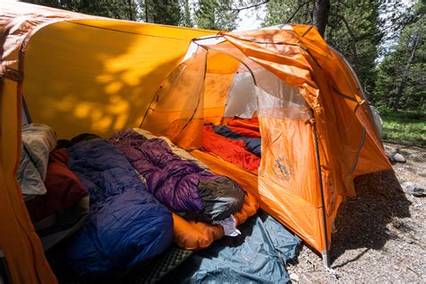Big Agnes Copper Hotel Tent for families and backpacking