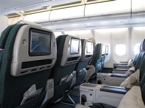 Cathay Pacific Premium Economy review - frugal first class