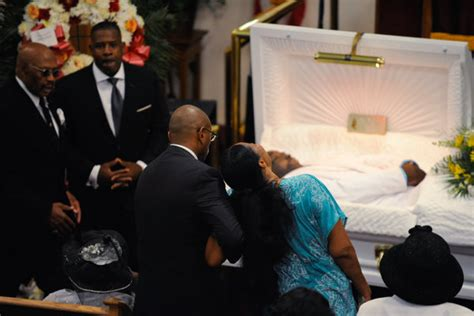 Mourners Demand Justice for Staten Island Man in Chokehold