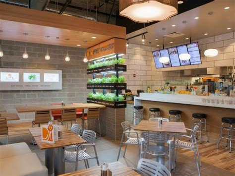 17 Best Healthy Fast Food Restaurant Chains : Food Network