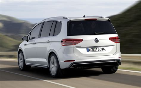 2015 Volkswagen Touran R-Line - Wallpapers and HD Images