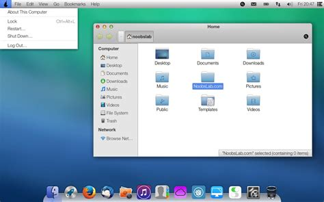 Pear OS 8 has been Released - Inspired by iOS7 (Screenshot
