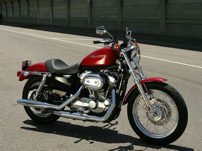 motorcycles: Sportster 1