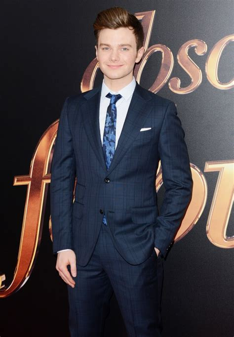 Chris Colfer Pictures, Latest News, Videos
