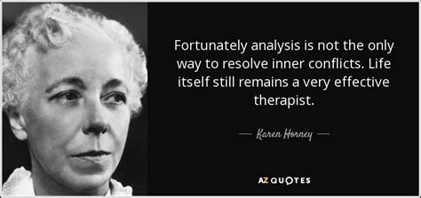 TOP 25 QUOTES BY KAREN HORNEY | A-Z Quotes
