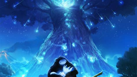 Wallpaper Ori and the Blind Forest, GDC Awards 2016, PC