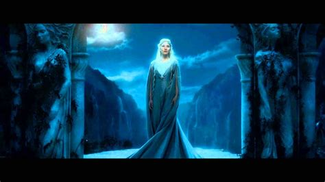 The Hobbit: An Unexpected Journey - Galadriel and Saruman